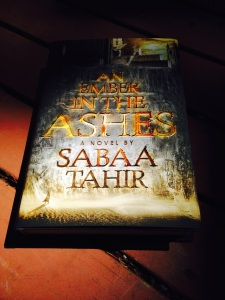 An ember in the ashes front
